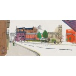 Blackfriars Rd Original Painting
