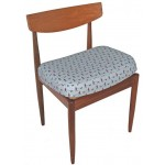 G Plan chair -pale blue