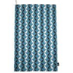 Ruby and Lola Tea Towel (Teal)