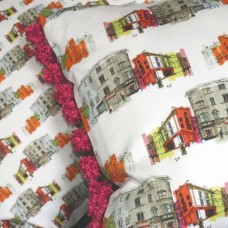 King St Cushion (Small Pattern)