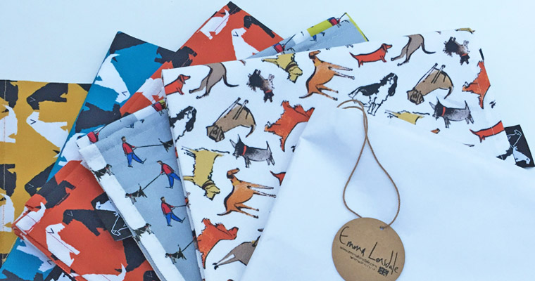 dog tea towel banner 16